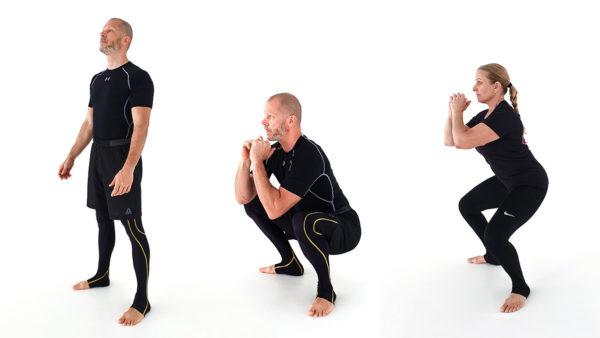 Master The Squat